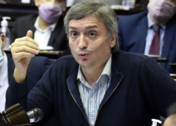 Furioso: que piensa Alberto Fernández de Máximo Kirchner y la Cámpora– Titular