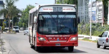 Las líneas de autobuses de Ideal San Justo están paradas por tiempo indefinido/ Titulares de La Matanza
