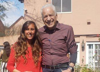Alberto Cormillot y Estefanía Pasquini presentaron oficialmente a Emilio/ Titulares de Entretenimiento