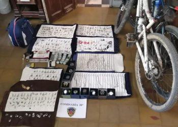 Capturaron a los atracadores de una joyería en Maipú/Titulares de Policiales en Mendoza