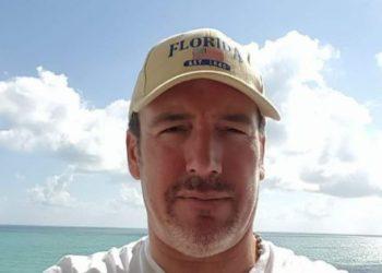 Juan Ross, el portavoz en sustitución de Biondi