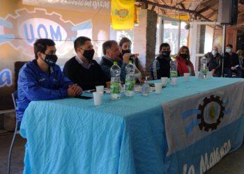 UOM Matanza pide la reapertura de asociaciones mixtas y renueva su apoyo al Gobierno/ Titulares de La Matanza