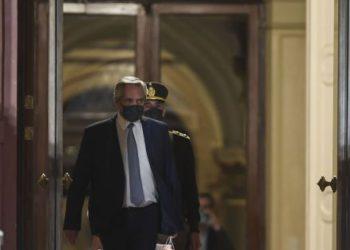 Tras anunciar el nuevo Gabinete, Alberto Fernández viaja a La Rioja para almorzar con gobernadores peronistas