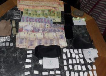 Detuvieron a pareja que vendía cocaína en Guaymallén/Titulares de Policiales en Mendoza