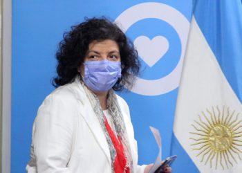 Vizzotti retomó la agenda, tras la crisis en el Gobierno por las PASO – Titulares