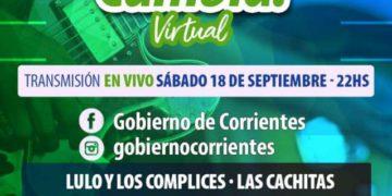 Este fin de semana llega Tekové Potí con la mejor música de la costa – Corrientes Noticia/ Titulares de Corrientes
