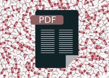 Cómo crear y compartir un PDF con campos rellenables | Tecnología