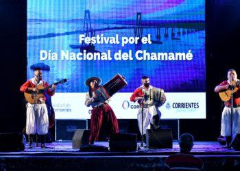 Cocomarola volvió a vibrar al ritmo de Chamamé/ Titulares de Corrientes