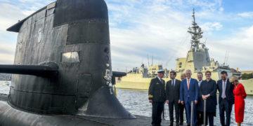 Australia cometió un 'gran error' al cancelar el acuerdo de submarinos, dice el embajador francés /Titulares de Noticias de Francia