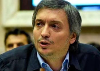 Máximo Kirchner: «Alberto decide los nombres del Gabinete»