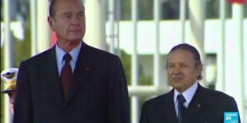 La tenencia de Bouteflika de Argelia marcada por el reconocimiento de los presidentes franceses del pasado colonial /Titulares de Noticias de Francia