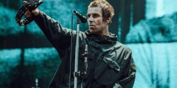 """""""Me caí de un helicóptero"""": la impactante foto de Liam Gallagher tras un accidente – Titulares"""