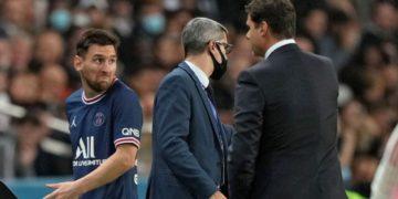 Pochettino: «Le pregunté a Messi y me dijo que estaba bien» / Futbol de España