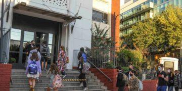 la primaria de la sede Belgrano vuelve a las clases presenciales este jueves / Sociedad