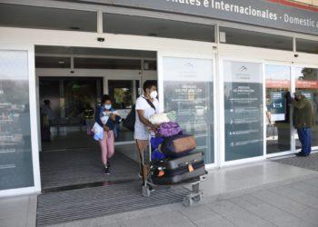 El aeropuerto del millón de pasajeros, en Neuquén, se desinfló con la pandemia/ Titulares de Rio Negro