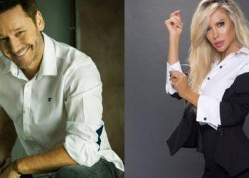 Benjamín Vicuña y Luciana Salazar fueron vistos muy caramelizados en un restaurante/ Titulares de Entretenimiento