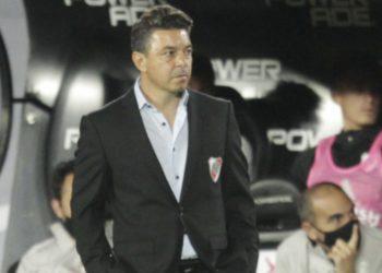 Marcelo Gallardo: «No tengo miedo de ser candidatos para nada»/ Titulares de Deportes