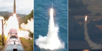Corea del Norte se mete en la fila de AUKUS y critica a Estados Unidos por 'impulsar la carrera de armamentos nucleares y apuñalar por la espalda a los aliados' – NEWS World News