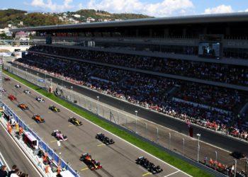 GP Rusia F1 2021: horarios, cómo seguirlo y dónde verlo