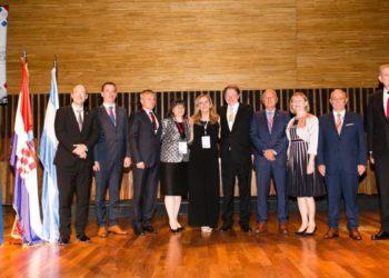 La Cámara de Industria y Comercio Argentino-Croata cumplió 30 años/ Titulares de Economía