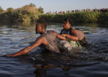 Estados Unidos expulsa a refugiados haitianos