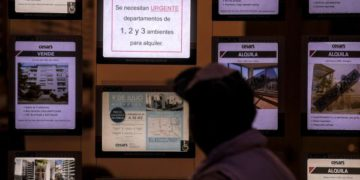 Por la Ley de Alquileres, los dueos pierden ms de dos meses de renta