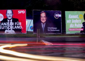 Dudosos reclamos de fraude electoral en Alemania se difundieron en línea antes de las elecciones