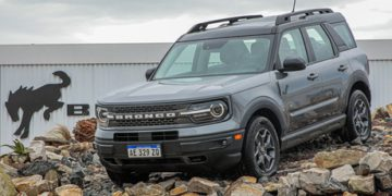 Este dinero cuesta mantener el nuevo SUV Ford Bronco durante un mes/Titulares de Autos