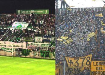 el público vuelve a las canchas de fútbol/ Titulares de La Matanza