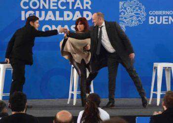 Kicillof también hizo cambios en su gabinete y se reorganiza el gobierno provincial/ Titulares de La Matanza