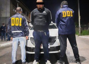 pagaron 10 mil dólares para rescatar a un contratista /Titulares de Policiales