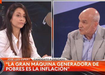 «Perón está muerto y la gente está cagada de hambre» /Titulares de Política