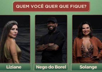 The Farm 13: Liziane Gutierrez, Nego do Borel y Solange Gomes luchan por la tierra – 23/09/2021 – The Farm 13 / Brasil