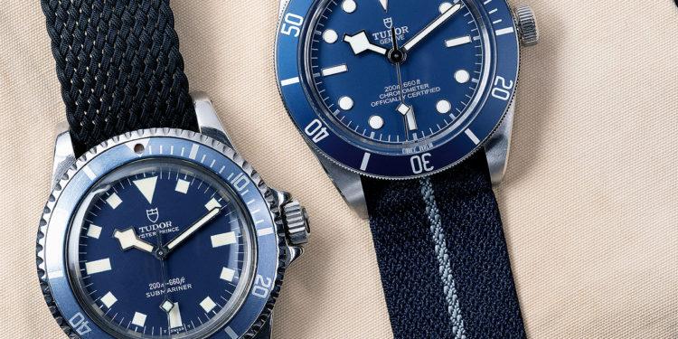 Laguna Azul: Probando el Tudor Black Bay Fifty-Eight Navy Blue |  Ver tiempo / Titulares de Relojes