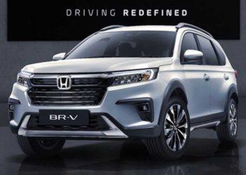 Honda presenta el BR-V, un nuevo SUV urbano de 7 plazas/ Titulares de Autos