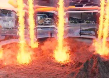 Televisión Canaria asombra con el uso de la realidad aumentada para explicar el volcán, dejando en ridículo a las televisiones nacionales | Tecnología