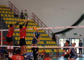 Gran debut de Wilson Acosta en el Mundial de Voleibol Sub-21/ Titulares de Misiones