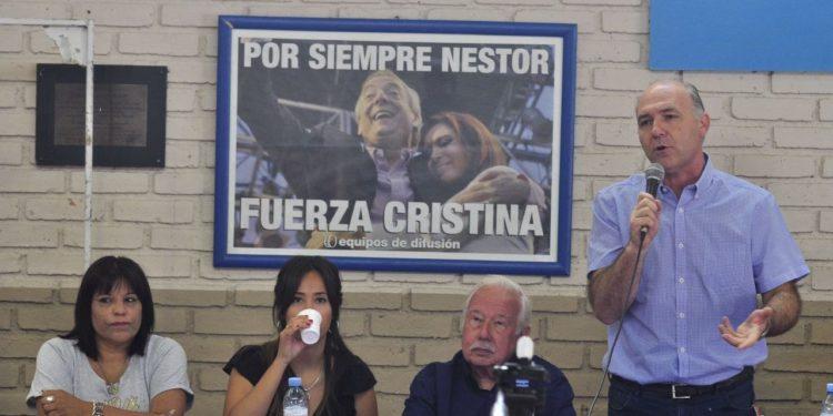 Guillermo Carmona asumió un nuevo cargo en el Estado de la mano de Santiago Cafiero– Titular