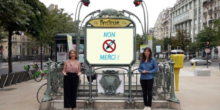 ¿Por qué los franceses son tan escépticos sobre las vacunas? /Titulares de Noticias de Francia