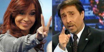 la Justicia rechazó una demanda de Cristina Kirchner contra Eduardo Feinmann /Titulares de Política
