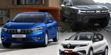 ¿Renault cancela los nuevos Sandero y Logan para Bigster y Compact SUV?/ Titulares de Autos