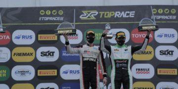 El 17 de octubre se celebrará la octava fecha de la Top Race y estará Nico Palau/ Titulares