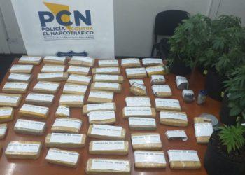 así tiraba drogas de la calle a la cárcel/Titulares de Policiales en Mendoza