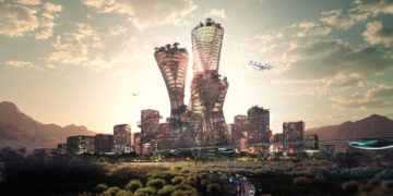 Futurística ciudad sostenible en medio de un desierto que costaría 400.000 millones de dólares: ¿cómo es el proyecto del multimillonario Marc Lore? – Mundo