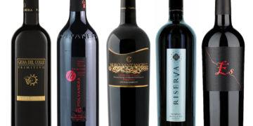 Top 20 Primitivo de Puglia – Decanter / Titulares de Vinos y Bodegas