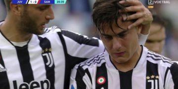 Dybala: gol y lesión /Titulares de Deportes
