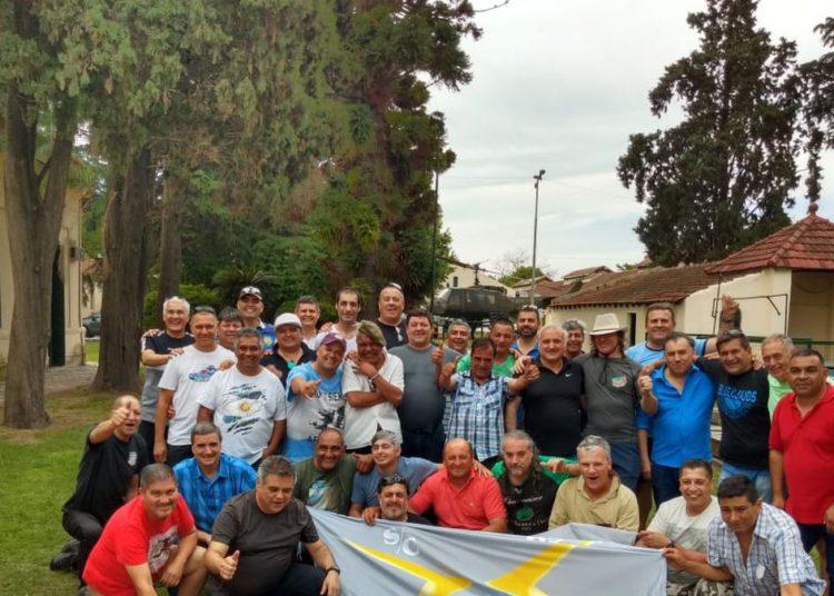 Por primera vez en 32 años ex soldados vuelven a reunirse/ Titulares de La atagonia