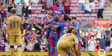 Crónica del FC Barcelona – Levante, 3-0 / Titulares