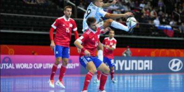 Mundial de Futsal: la Selección argentina le ganó a Rusia y en semis enfrentará a Brasil – Titulares