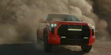 mirá cómo es la nueva Tundra de Toyota